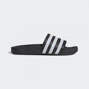 Шлепанцы Adilette Boost Originals adidas. Цвет: черный