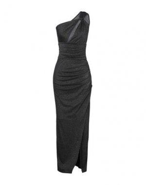 Длинное платье TWENTY EASY by KAOS. Цвет: черный