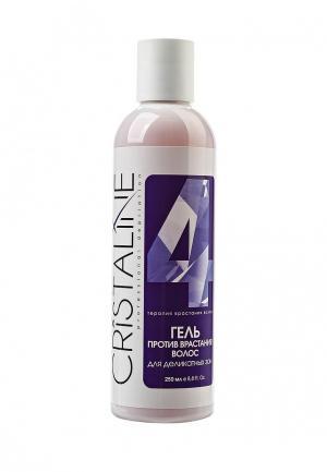 Гель Cristaline против врастания волос для деликатных зон, 250 мл