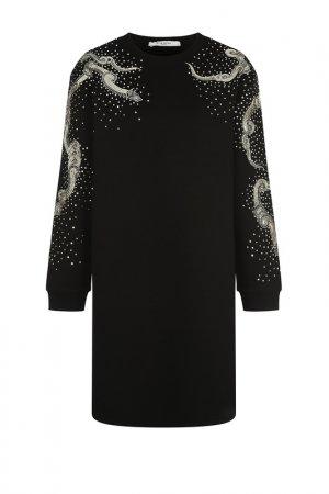 Платье Givenchy. Цвет: черный