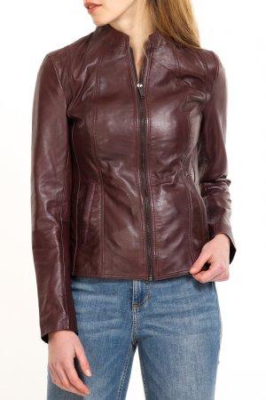 Куртка HElium. Цвет: burgundy