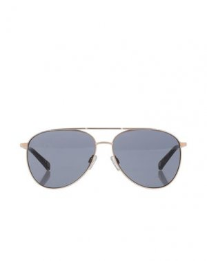 Солнечные очки TED BAKER. Цвет: платиновый
