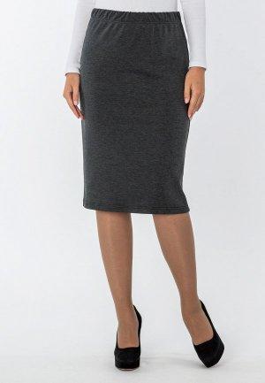 Юбка S&A Style. Цвет: серый