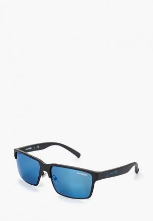 Очки солнцезащитные Arnette AN4250 01/55. Цвет: черный