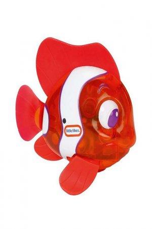 Рыбка Огонек (рыба-клоун) Little Tikes. Цвет: красный