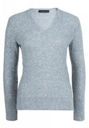 Пуловер FABIANA FILIPPI. Цвет: серый