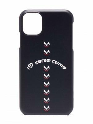Чехол Blackie для iPhone 11 Pro 10 CORSO COMO. Цвет: черный
