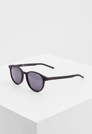 Очки солнцезащитные Hugo HG 1127/S 003. Цвет: серый