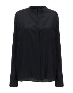 Pубашка ATOS LOMBARDINI. Цвет: черный
