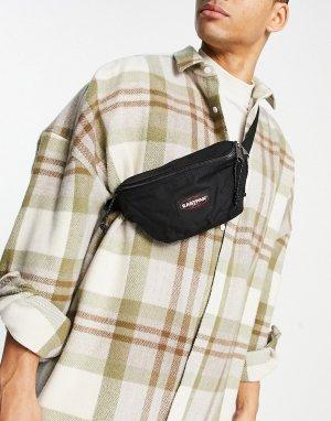 Черная сумка-кошелек на пояс Springer-Черный цвет Eastpak