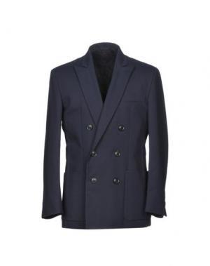Пиджак UMIT BENAN. Цвет: темно-синий