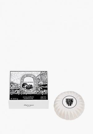 Мыло Diptyque парфюмированное, PHILOSYKOS soap, 150 г. Цвет: прозрачный