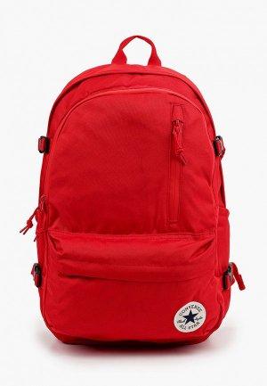 Рюкзак Converse. Цвет: красный