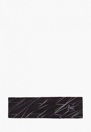 Повязка Buff Headband Slim, ширина 5.5 см. Цвет: черный
