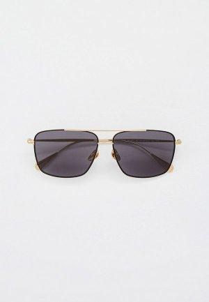 Очки солнцезащитные Baldinini BLD 2007 101 GOLD. Цвет: золотой