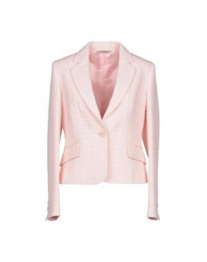Пиджак MANUELA CONTI. Цвет: розовый