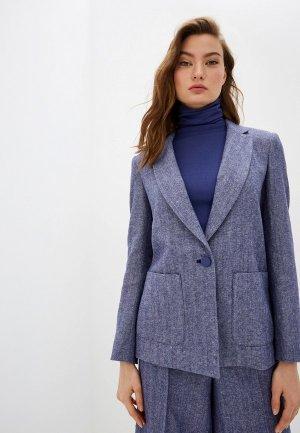 Пиджак Max&Co CARAIBI. Цвет: синий
