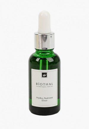 Сыворотка для лица Biothal Эликсир Питание-увлажнение, 30 мл. Цвет: прозрачный