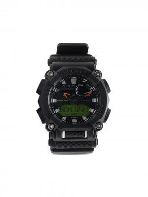 Наручные часы GA900E-1A3 G-Shock. Цвет: черный