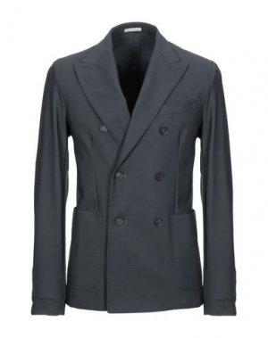 Пиджак TRAIANO. Цвет: черный