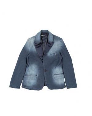 Пиджак GRANT GARÇON. Цвет: синий