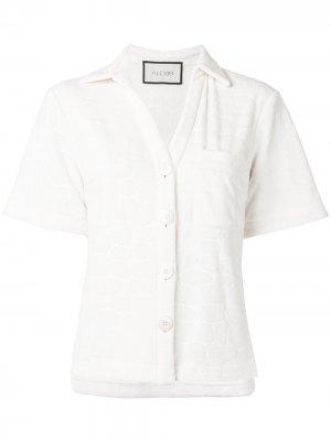 Рубашка Cailey Alexis. Цвет: белый