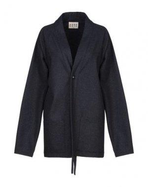 Пиджак CORELATE. Цвет: темно-синий