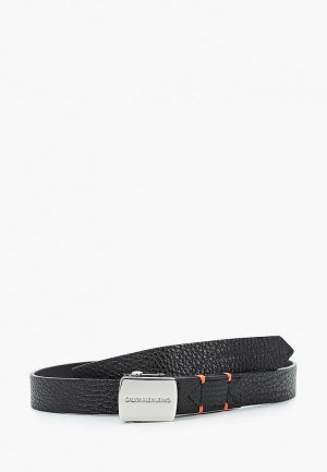 Пояс Calvin Klein Jeans. Цвет: черный