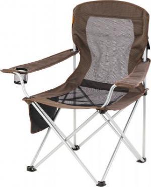 Кресло кемпинговое Outventure. Цвет: коричневый