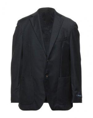 Пиджак REPORTER. Цвет: черный