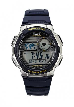 Часы Casio Collection AE-1000W-2A. Цвет: синий