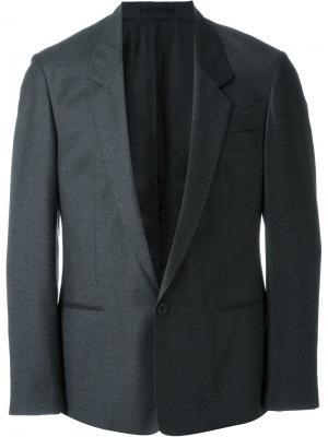 Однобортный пиджак E. Tautz. Цвет: серый