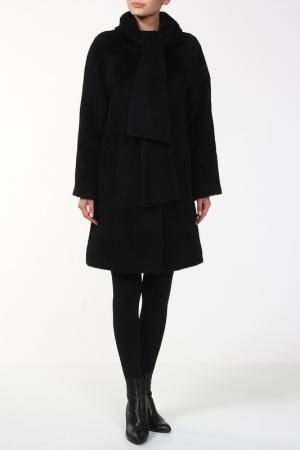 Пальто Тамара Веталика. Цвет: черный