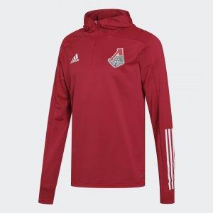 Худи ФК Локомотив Performance adidas. Цвет: none