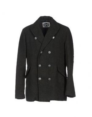 Пиджак CAMPLIN. Цвет: зеленый-милитари