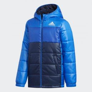 Утепленная куртка Performance adidas. Цвет: белый