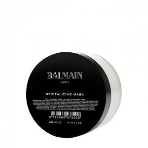 Восстанавливающая питательная маска для волос Balmain Hair Couture. Цвет: бесцветный