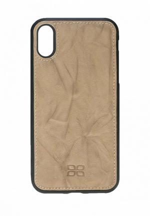 Чехол для iPhone Bouletta X Flex Cover. Цвет: бежевый