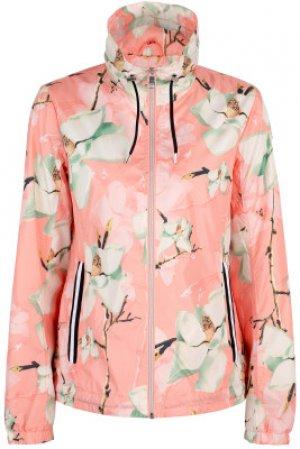 Ветровка женская Huhta, размер 44 Luhta. Цвет: розовый