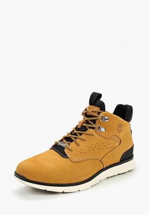 Ботинки Timberland KILLINGTON WP HIKERC WHEAT. Цвет: коричневый