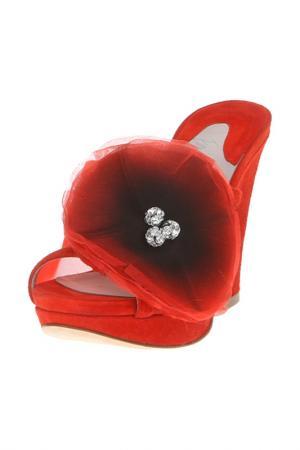 Сабо Le Silla. Цвет: красный
