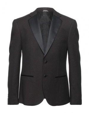 Пиджак ANTONY MORATO. Цвет: темно-коричневый