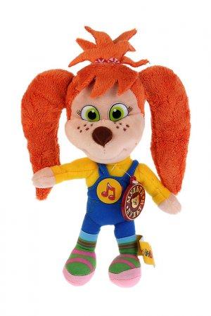 Мягкая игрушка Барбоскины:Лиза Мульти-пульти. Цвет: бежевый