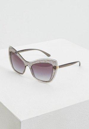 Очки солнцезащитные Dolce&Gabbana DG4364 32138G. Цвет: серый