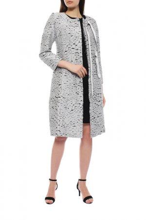 Пальто Nina Ricci. Цвет: серебр u9496