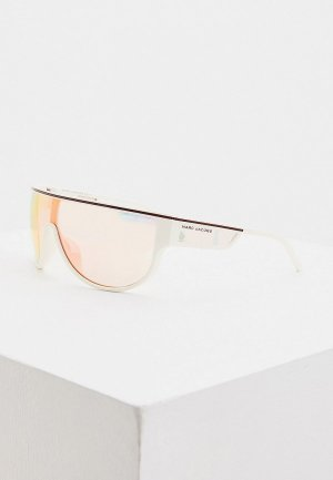 Очки солнцезащитные Marc Jacobs 410/S VK6. Цвет: белый