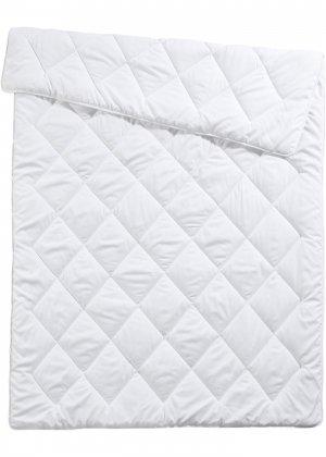 Одеяло из полиэстера весна-осень bonprix. Цвет: белый