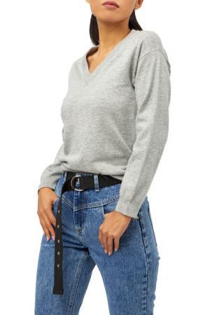 Пуловер Tom Farr. Цвет: серый