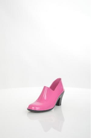 Ботинки SANDRA. Цвет: розовый
