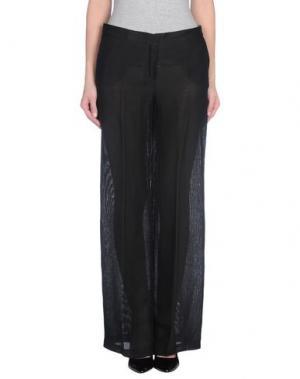Повседневные брюки E_GO' SONIA DE NISCO. Цвет: черный